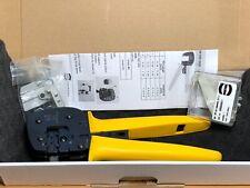 Harting 09990000620 -  Crimp Tool, Ratchet, BCFC Series DIN Contacts