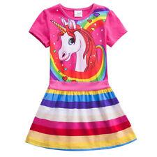 NWT LOL Surprise Purple Rainbow Dress Sizes 3 4 7 8 10