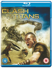 Clash Of The Titans [2010] (Blu-ray) Sam Worthington, Liam Neeson