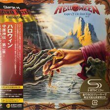 Keeper of the Seven Keys, Pt. 2 by Helloween (SHM-2CD.jp mini LP), UICY-94315/6