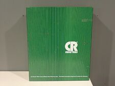 Vintage CR Industries Metal Parts Cabinet