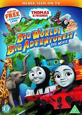 Thomas & Friends: Big World, Big Adventures!™ The Movie! (DVD)