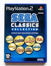 SEGA CLASSICS COLLECTION - PLAYSTATION 2 PS2 PLAY STATION - PAL ESPAÑA