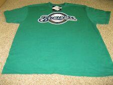 Ryan Braun - #8 - Milwaukee Brewers Green Short Sleeve T-Shirt - Adult XL