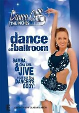 Dance Off The Inches - Dance It Off Ballroom (DVD, 2009)