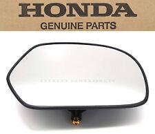 New Genuine Honda Right Mirror Glass 01-12 GL1800 Goldwing 1800 Right Side #C68