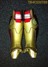Hot Toys Iron Man 3 Tony Stark Workshop Test Version 1/6 scale Leg Armors