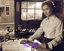 Dominique McElligott Hell On Wheels SIGNED AUTOGRAPHED 10X8 REPRO PHOTO PRINT