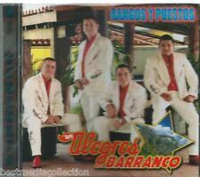 Los Alegres Del Barranco CD NEW Rangos Y Puestos ALBUM 15 Corridos SEALED