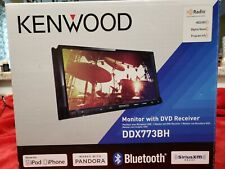 Kenwood double din Dvd/Cd player and Receiver With Android And Apple Car play.