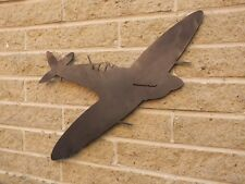Spitfire in Mild Steel, for Weather vanes or Features in Gates