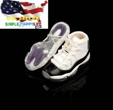 "1/6 Shoes Air Jordan Sneakers HOLLOW for 12"" Hot Toys PHICEN MALE Figure ❶USA❶"