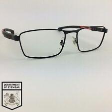 Carrera Gafas Negro Marco De Gafas de rectángulo Mod: 4409 003