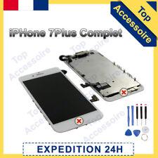 VITRE TACTILE + ECRAN LCD RETINA TOUT ASSEMBL�‰ COMPLET POUR IPHONE 7 PLUS BLANC