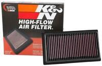 33-5060 K&N Air Filter fits Subaru BRZ 2.0 & Toyota 86 2.0 H4 Petrol 2017-