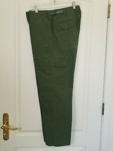 Horace Small {M} 29x29 Army Green Hiking/Outdoors Cargo Pants