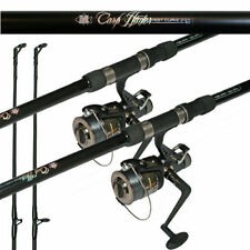 Carp Through Action Composite Blank Fishing Rods