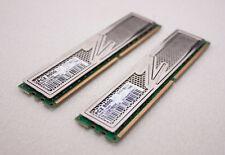 Arbeitsspeicher OCZ Platinum (2 x 1GB) DDR2 1066 (PC2 8500) Dual Channel Kit