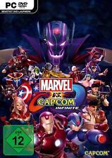 Juego PC MARVEL VS. CAPCOM Infinite DVD ENVÍO Producto NUEVO