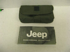 2009 JEEP GRAND CHEROKEE OWNER'S MANUAL SET BOOK - FAST FREE SHIPPING - OM53