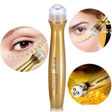 Roller Gesichtsmassagegerät zum Entfernen von Augen Schwellungen, Falten, dunkle