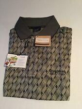 Gray Hawk Golf Club Como Sport XL Golf Polo Shirt Made in Italy