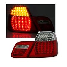 2 FEUX ARRIERE A LED LOOK M3 BMW SERIE 3 E46 COUPE PHASE 1 DE 1999 A 03/2003