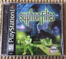 Syphon Filter (Sony PlayStation 1, 1999)