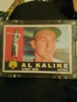 Al kaline1960 Topps Set Break # 50 - Al Kaline EX-EXMINT *GMCARDS*