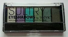 Technic Sultry 6 Colour Eye Shadow Palette Whoopla Purple Green Grey