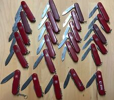 25 x Victorinox Wenger Swiss mixed BIG Lot  Swiss Army Knife  Pocket knives B5