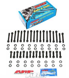 ARP 134-3701 12 PT Head Bolts Set for Chevrolet SBC Gen I 305 350 383 400 & LT1