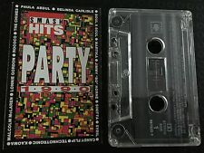 Smash Hits Party 1990 ~ VARIOUS ARTISTS (Belinda Carlisle++) Cassette Tape