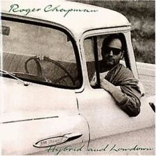 ROGER CHAPMAN Hybrid And Lowdown RARE OOP IMPORT CD FAMILY David Courtney