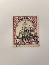 G.R. Mafia, German Colonies Stamp