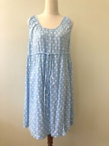 Baby Be Mine 3 in 1 Labor Delivery Nursing Hospital Gown Maternity Size XL Blue