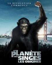 La planète des singes : les origines DVD NEUF