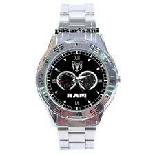 NEW DODGE RAM 2014 SPEEDOMETER CAR Custom Chrome Men Wristwatch Men's Watches
