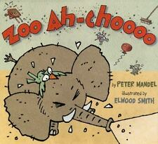 Zoo Ah-Choooo-ExLibrary
