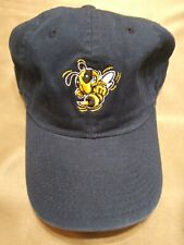 Zephyr Hat Georgia Tech Yellow Jackets Ball Cap Fitted NEW TAGS BUZZ LOGO