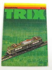 TRIX Gesamtkatalog 78/79