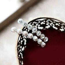 Diamond Girl Ornaments Crystal And Pearl Hairpin Bobby Pin Hair Clip Hair Grip