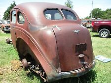1937 Plymouth Suicide 4 Door Very Solid Project or Parts Car Rat Rod Project
