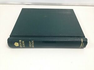Windsor Stamp Album Of Great Britain Plus Hundreds Of Stamps #55305