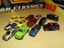 Collection of 13x Die-Cast Model Cars, Pickups, Police Swat Vehicles etc