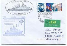 1998 PFS Polarstern Bremerhaven Forschungs Polar Antarctic Cover