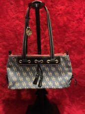 Dooney & Bourke handbag with signature material