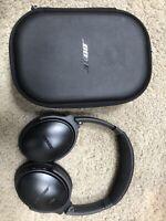 Bose QuietComfort QC 35 II Wireless Noise Cancelling Headphones Black