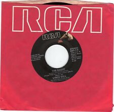 GILL, Vince  (Radio, The)  RCA 8301-7 = COMMERCIALLY released record