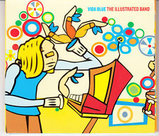 Vida Blue CD The Illustrated Band - England